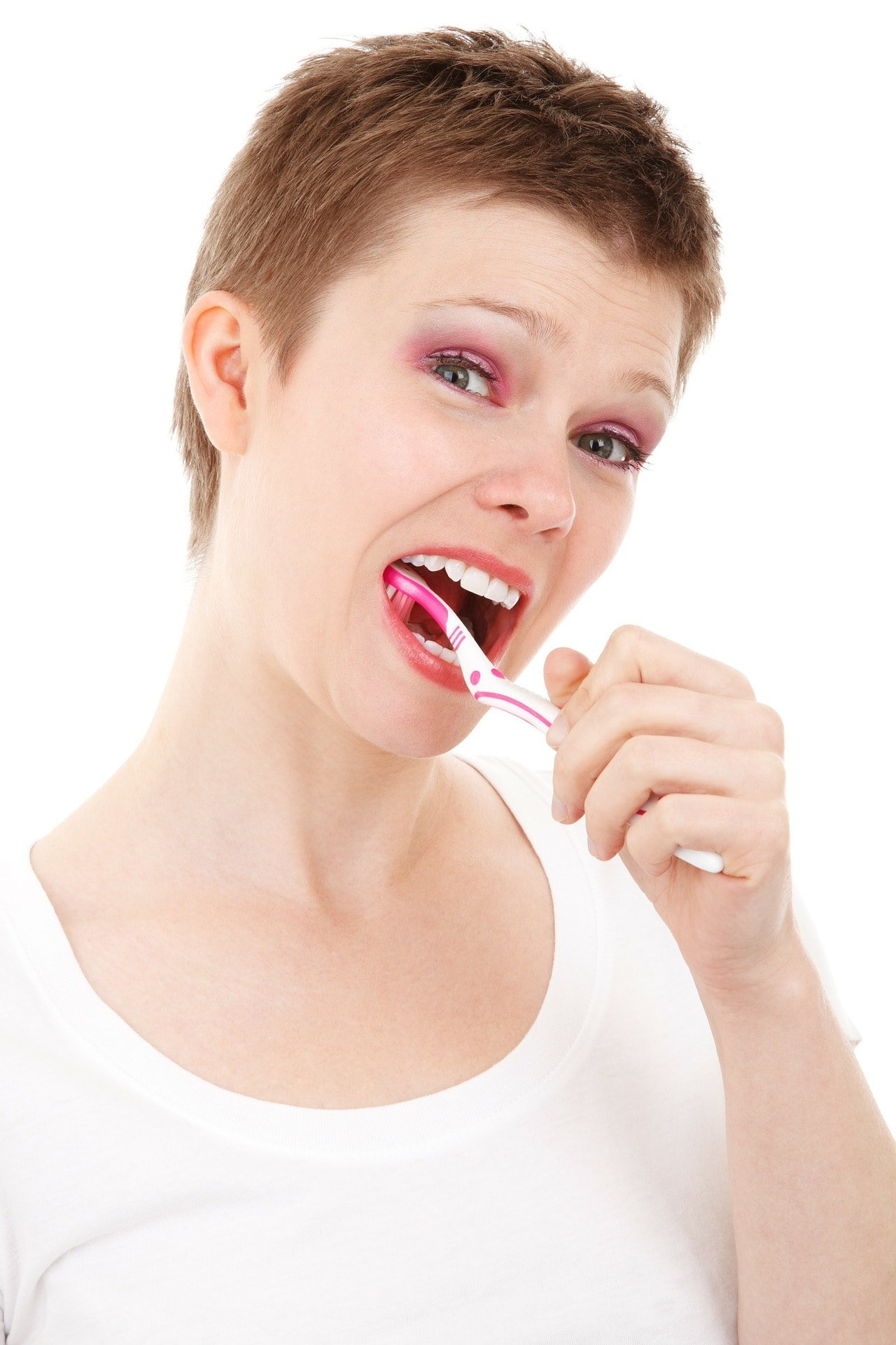 Fix Yellow Teeth