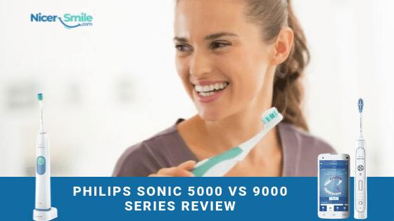 Sonic 5000 vs 9000