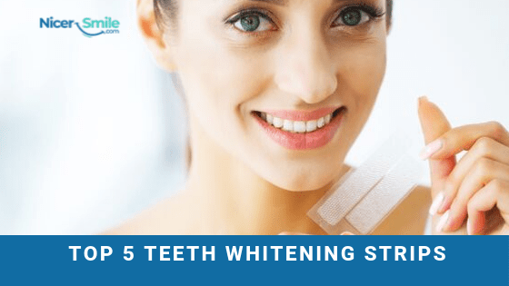 Top 5 Best Teeth Whitening Strips In 2020 For A Brighter Smile