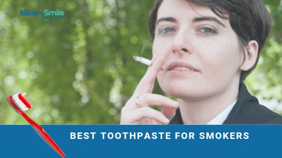 Best toothpaste for smokers
