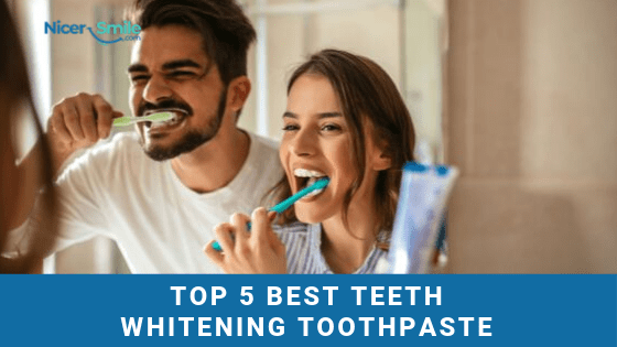 Best Teeth Whitening Toothpaste