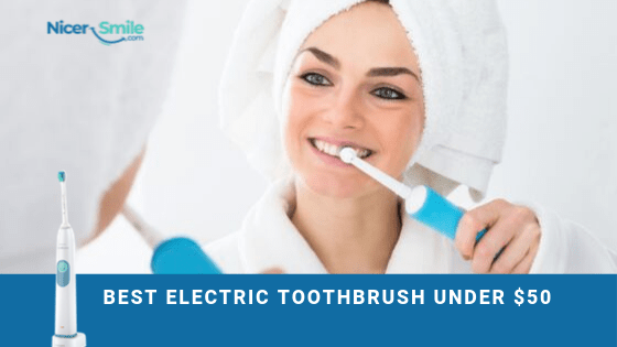 Best electric toothbrush under $50