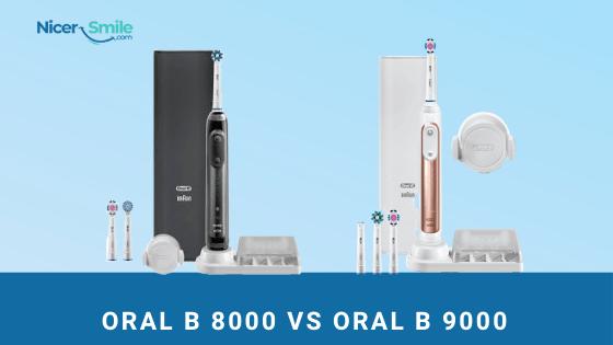 Oral B 8000 vs 9000
