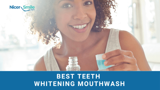 best teeth whitening mouthwash